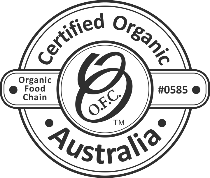 OFC Certified Organic