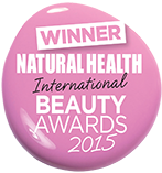winner natural health international beauty awards