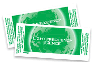 Light Frequency Blank Labels